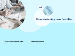 Commissioning New Facilities Phase Levels Powerpoint Presentation Sample