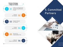 Committed Partners Building Blocks An Organization A Complete Guide Ppt Structure