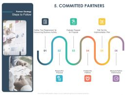 Committed Partners Ppt Powerpoint Presentation Infographic Template Aids