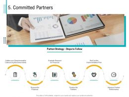 Committed Partners Request M3041 Ppt Powerpoint Presentation Layouts Show