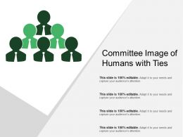 Committee Image Of Humans With Ties