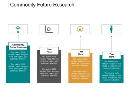 Commodity Future Research Ppt Powerpoint Presentation Gallery Layout Cpb