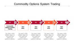 Commodity Options System Trading Ppt Powerpoint Presentation Template Cpb