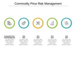 Commodity Price Risk Management Ppt Powerpoint Presentation Ideas Visuals Cpb