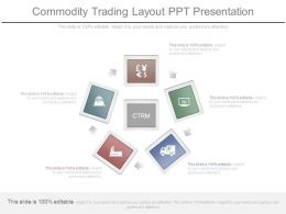 Commodity Trading Layout Ppt Presentation