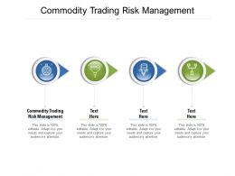 Commodity Trading Risk Management Ppt Powerpoint Presentation Styles Background Designs Cpb