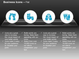 Communication Bubble Team Global Relation Leadership Ppt Icons Graphics