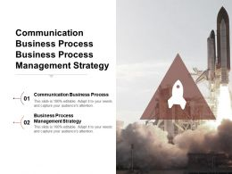 Communication Business Process Business Process Management Strategy Process Flowchart Cpb