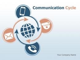 Communication Cycle Feedback Including Source Business Organization Involved