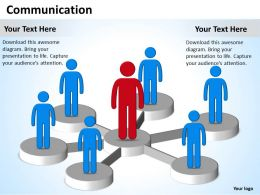 21910567 Style Hierarchy Social 1 Piece Powerpoint Presentation Diagram Infographic Slide