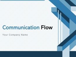 Communication Flow Steps Process Organization Department Internal
