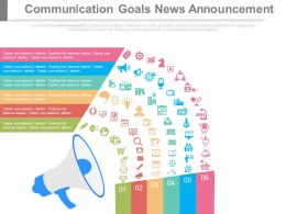 communication_goals_news_announcement_ppt_slides_Slide01