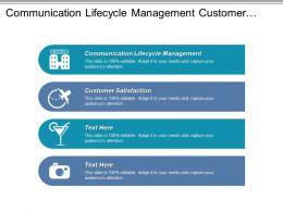 Communication Lifecycle Management Customer Satisfaction Scrum Marketing Cpb
