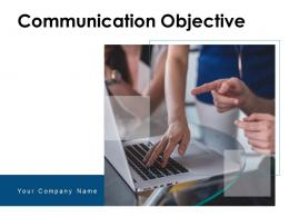 Communication Objective Information Marketing Awareness Infographic Resources