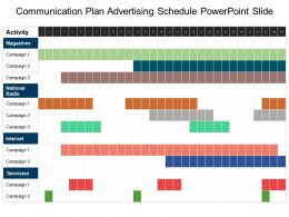 communication_plan_advertising_schedule_powerpoint_slide_Slide01