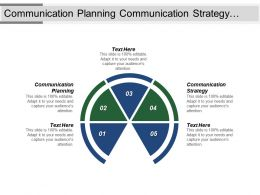 Communication Planning Communication Strategy Property Management Asset Management Cpb