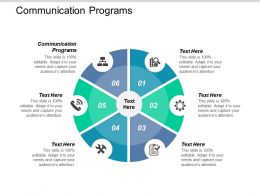 Communication Programs Ppt Powerpoint Presentation Summary Portrait Cpb