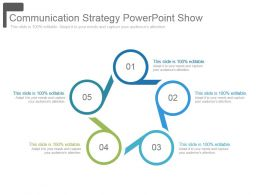 Communication Strategy Powerpoint Show