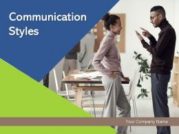 Communication Styles Organizations Relationship Process Analytical