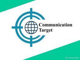 Communication Target Income Shopping Habits Culture General Publics Particular Publics Groups