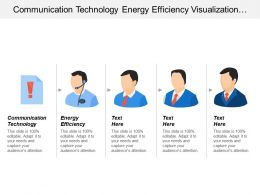 Communication Technology Energy Efficiency Visualization Technologies Digital Enablement