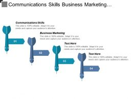 Communications Skills Business Marketing Project Analysis Business Plan Cpb