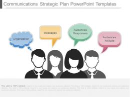 Communications Strategic Plan Powerpoint Templates