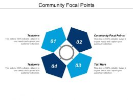 Community Focal Points Ppt Powerpoint Presentation File Microsoft Cpb