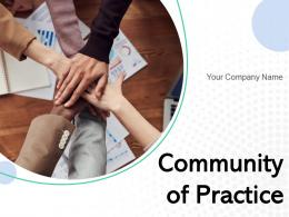 Community Of Practice Business Connection Management Development Organization