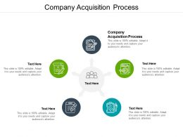 Company Acquisition Process Ppt Powerpoint Presentation Ideas Deck Cpb