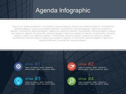 58399918 Style Essentials 1 Agenda 4 Piece Powerpoint Presentation Diagram Infographic Slide