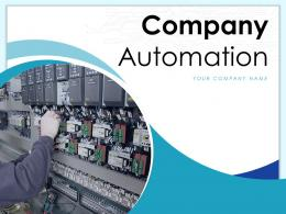 Company Automation Powerpoint Presentation Slides
