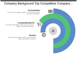 Company Background Top Competitors Company Financial Facility Risk Appraisals