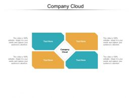 Company Cloud Ppt Powerpoint Presentation Inspiration Introduction Cpb