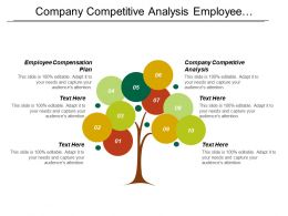 Company Competitive Analysis Employee Compensation Plan Market Trends