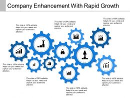 Company Enhancement With Rapid Growth