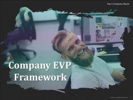 Company Evp Framework Powerpoint Presentation Slides