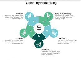 Company Forecasting Ppt Powerpoint Presentation File Demonstration Cpb