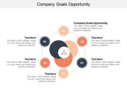 Company Goals Opportunity Ppt Powerpoint Presentation File Template Cpb
