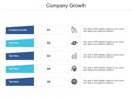 Company Growth Ppt Powerpoint Presentation Pictures Cpb