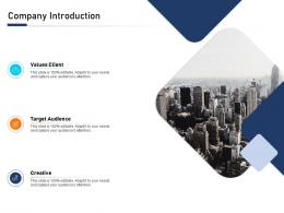 Company Introduction Building Blocks An Organization A Complete Guide Ppt Background