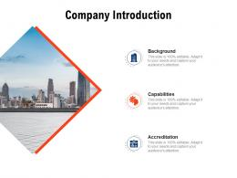 Company Introduction Requirement Gathering Methods Ppt Powerpoint Presentation Layouts Slide Download