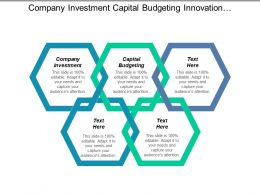 Company Investment Capital Budgeting Innovation Management Viral Marketing Cpb