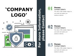 Company Logo Ppt File Files