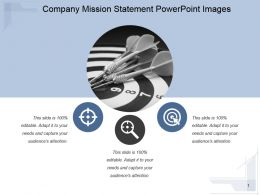 Company Mission Statement Powerpoint Images