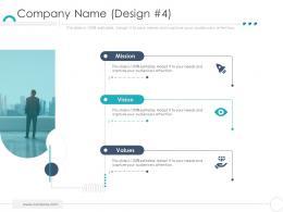 Company Name Design Company Ethics Ppt Rules