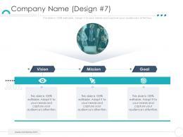 Company Name Design Needs Company Ethics Ppt Clipart