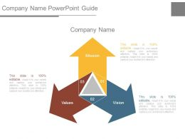 Company Name Powerpoint Guide