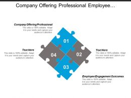 Company Offering Professional Employee Engagement Outcomes Cpb