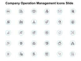 Company Operation Management Icons Slide Growth C1182 Ppt Powerpoint Presentation